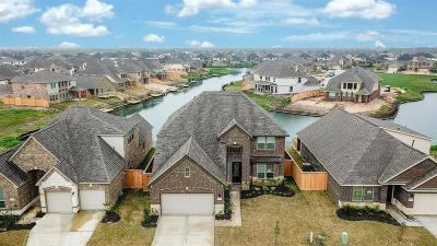 Missouri City Single Family Home For Sale: 2414 Volterra Lake
