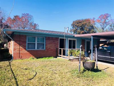 Pasadena Single Family Home For Sale: 2112 Dewberry Lane