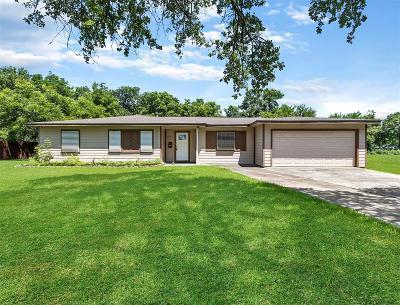 La Marque Single Family Home For Sale: 1016 Delmar Drive