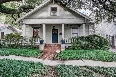 Single Family Home For Sale: 519 Teetshorn Street