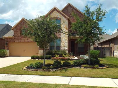Katy Single Family Home For Sale: 27914 Fable Glen Lane
