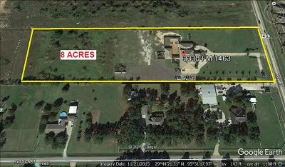 Katy Country Home/Acreage For Sale: 3330 Fm 1463 Road