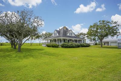 Farm & Ranch For Sale: 19000 Loop 526 Hwy