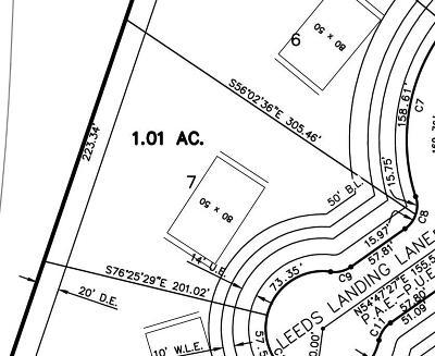Spring Residential Lots & Land For Sale: 3902 Leeds Landing Lane Lane