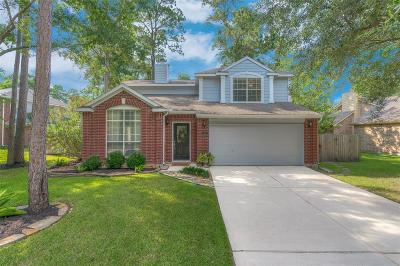 The Woodlands Single Family Home For Sale: 6 Hawkseye Place