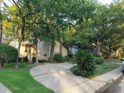 Briargrove Park Single Family Home For Sale: 10038 Briar Drive