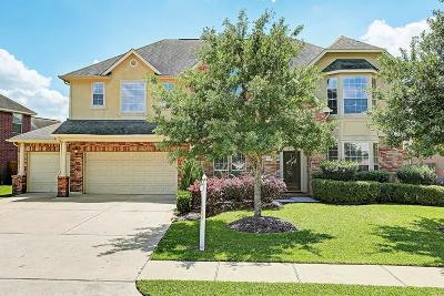 Pearland Single Family Home For Sale: 11702 Shoal Landing