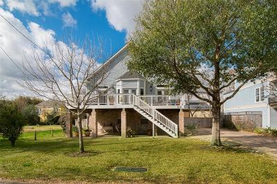 Kemah Single Family Home For Sale: 310 Oak Road
