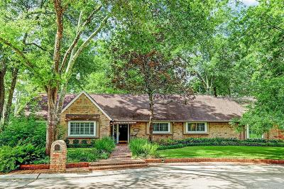 Hunters Creek Village Single Family Home For Sale: 10933 Long Shadow Lane