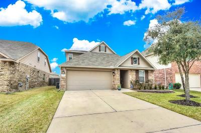 Katy Single Family Home For Sale: 22510 Lavaca Ranch Ln