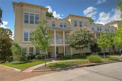 The Woodlands Condo/Townhouse For Sale: 75 Low Country Lane
