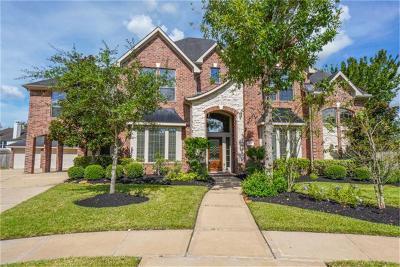 Missouri City Single Family Home For Sale: 2838 Taylorcrest