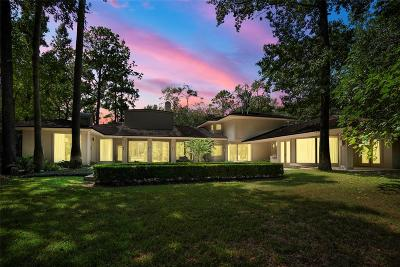 The Woodlands Single Family Home For Sale: 34 Palmer Woods Drive