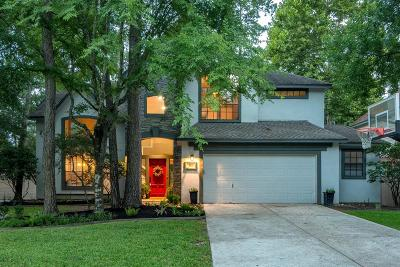 The Woodlands Single Family Home For Sale: 154 S Cochrans Green Circle