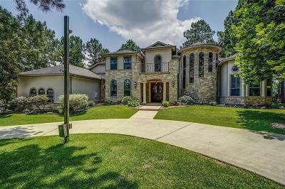 Montgomery Single Family Home For Sale: 11648 King Edward Court