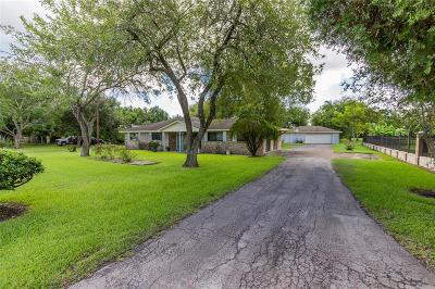 Channelview Single Family Home For Sale: 15426 Elgin Street