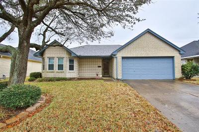 Pearland Single Family Home For Sale: 2638 S Peach Hollow Circle
