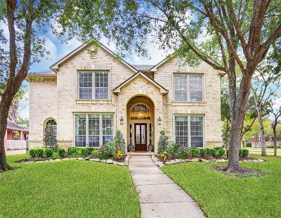 Sugar Land Single Family Home For Sale: 1127 Summer Brook