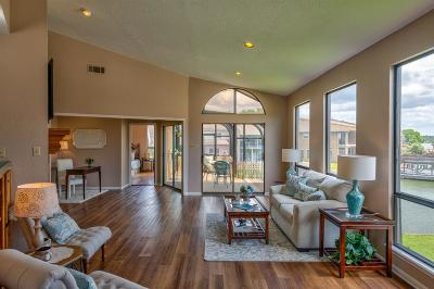 Conroe Single Family Home For Sale: 128 Harbour Town Circle