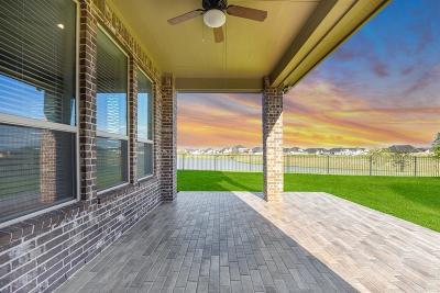 Richmond Single Family Home For Sale: 8023 Bellaria Lake Lane
