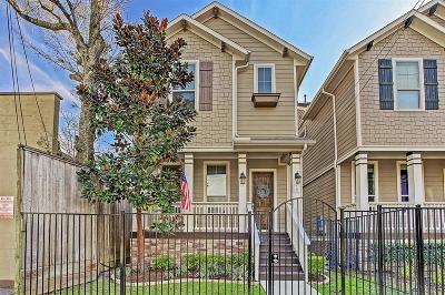 Houston Single Family Home For Sale: 1168 Nelson Falls Lane