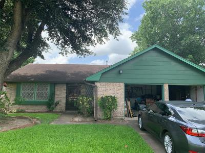 Houston Single Family Home For Sale: 4322 Brownstone Lane