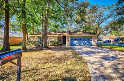 Conroe Single Family Home For Sale: 125 Cypress Lane