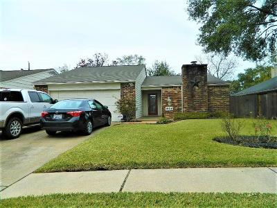Cypress Single Family Home For Sale: 16114 NW Jast Drive