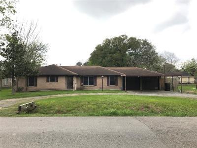 Houston Single Family Home For Sale: 12602 Arp Street