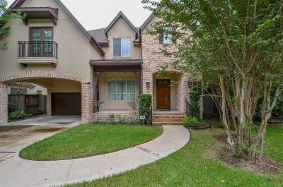 Bellaire Single Family Home For Sale: 4580 Elm Street