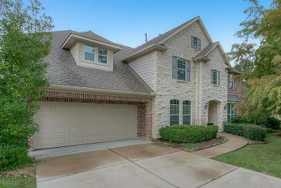 Conroe TX Single Family Home For Sale: $492,999