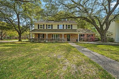 Houston Single Family Home For Sale: 14803 River Forest Drive