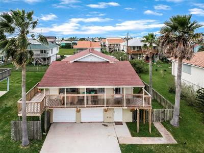 Jamaica Beach Single Family Home For Sale: 16716 Captain Hook