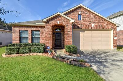 Katy Single Family Home For Sale: 510 New Hope Lane