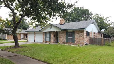 Houston TX Single Family Home For Sale: $162,000