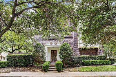 Houston Single Family Home For Sale: 5230 Hazard Street