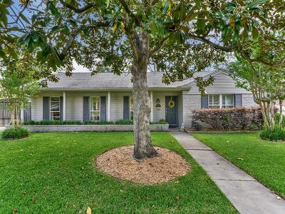 Houston Single Family Home For Sale: 11111 Renwick Drive