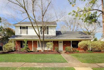 Houston Single Family Home For Sale: 5230 Caversham Drive
