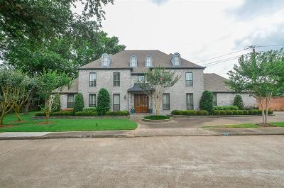 Sugar Land Single Family Home For Sale: 214 Lakeside Boulevard