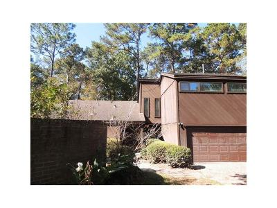 Kingwood Single Family Home For Sale: 3010 W Lake Crescent Drive
