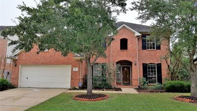 Pearland Single Family Home For Sale: 2807 Catalina Shores Drive Drive