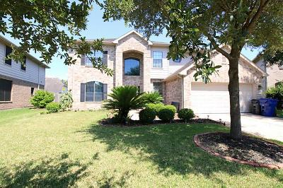 Missouri City Single Family Home For Sale: 2810 Salt River Court
