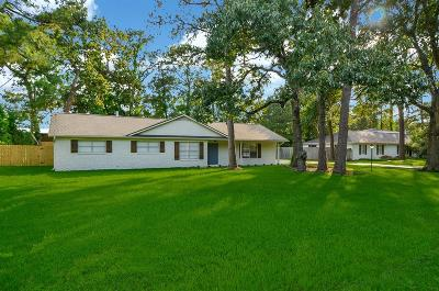 Cypress Single Family Home For Sale: 12115 Tall Forest Drive