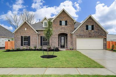 Pearland Single Family Home For Sale: 8024 Serenity Drive