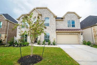 Rosenberg Single Family Home For Sale: 5838 Euclid Loop