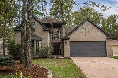 The Woodlands Single Family Home For Sale: 23 Greentwig Place