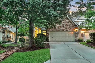 The Woodlands Condo/Townhouse For Sale: 46 Wintergreen Trail