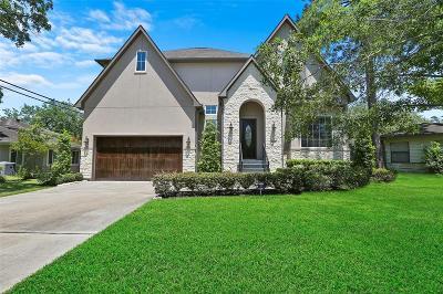 Houston Single Family Home For Sale: 8119 Greenbush Street