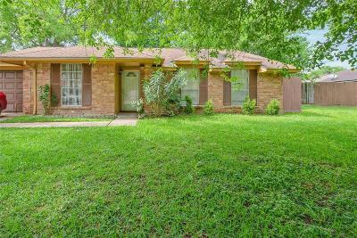 Houston Single Family Home For Sale: 7510 Salge Drive