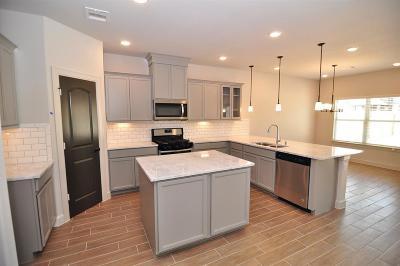 Dickinson Single Family Home For Sale: 4119 East Bayou Maison Circle